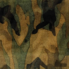 High visibility camouflage net 4m x 1,5m