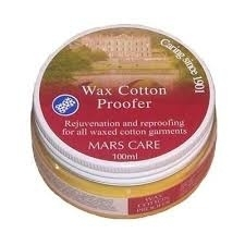 Wax Cotton Proofer - Was voor uw waxjas