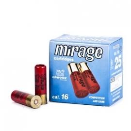 Mirage jachtpatronen, kaliber 12 en kaliber 16