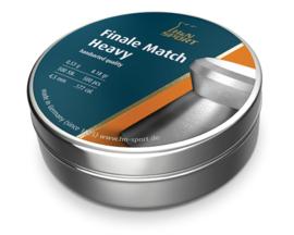 H&N Finale Match Heavy 4.50 mm