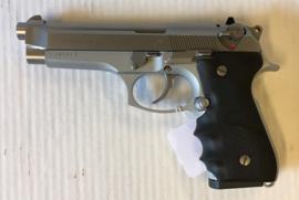 Beretta 92FS 9x19 - 9mm para - Stainless - Occasion
