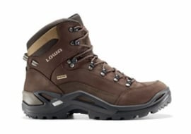 Lowa schoenen Renegade GTX (mid)    BRUIN ( Espresso )