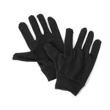 Dunne vingerhandschoenen / onderhandschoenen lycra