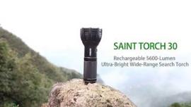 NEXTORCH Saint torch 30 - zaklamp
