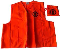 Overhesje in Oranje van Bushnell