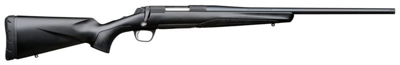 Browning X-Bolt Composite .223 Rem en andere kalibers - met schroefdraad
