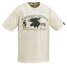 Pinewood Moose T Shirt