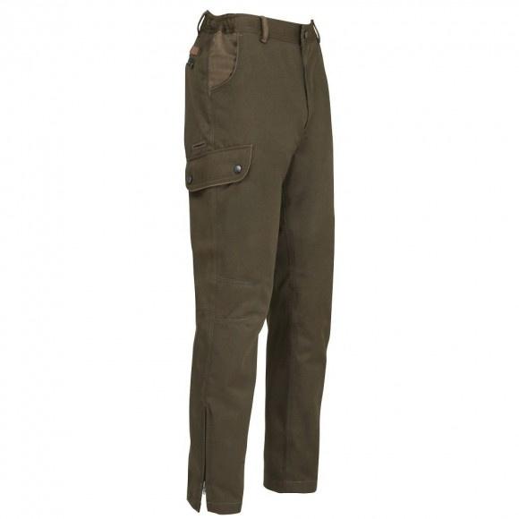 Henson & Henson leren broek 5 pocket jeans   Kleding