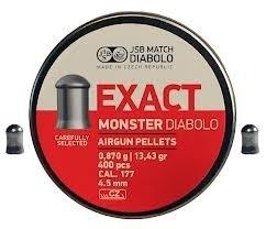 JSB Exact Monster    4.52 mm / 400 stuks