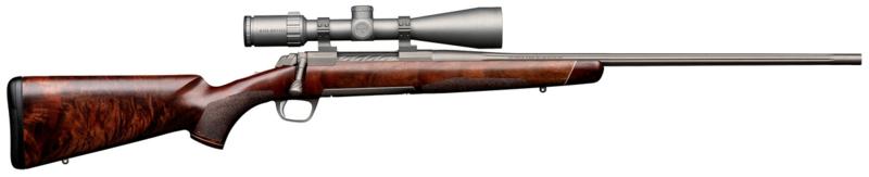 Browning X-Bolt Pro Grade 5 .30-06 en Kite HD2 2-12x50