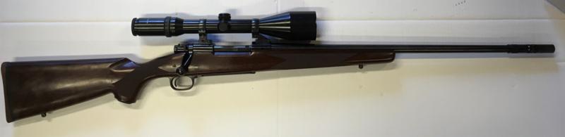 Winchester Model 70 in kaliber .270 Win met Duitse kijker