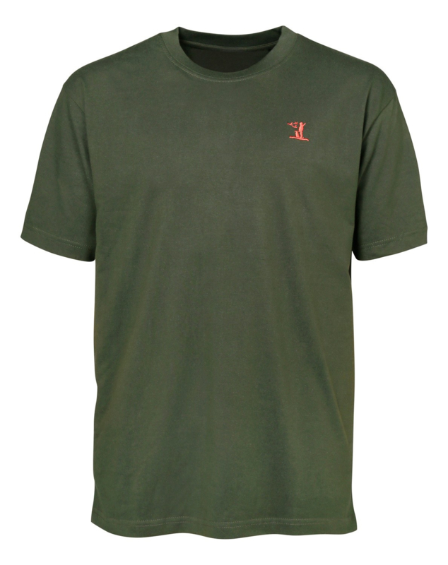 Percussion  t-shirt groen