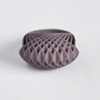 3D print DUBBELBOL ring