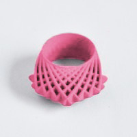 3D print DUBBELHOOG ring