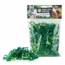 Back Zoo Nature Crinkle Paper Forest Mix