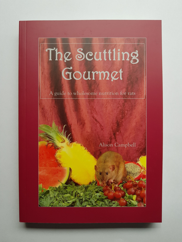 The Scuttling Gourmet 4th edition - Alison Campbell
