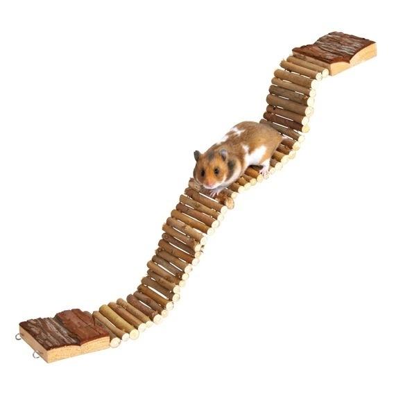 Trixie flexibele brug (voor Rattenopvang Rattenpootjes)