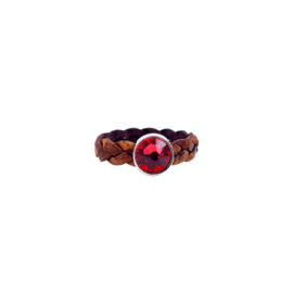 Ring Coral Red