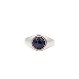 Ring Pebble Black