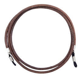 Sunny Cord Leather Brown