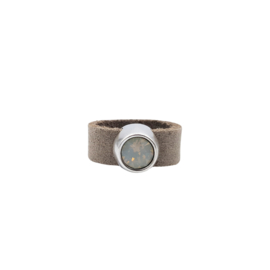 Ring Opal Taupe