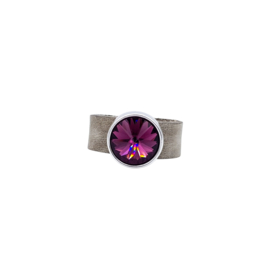 Ring XL Purple
