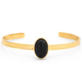 Onyx Gold-Black