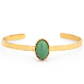 Aventurine Gold-Green