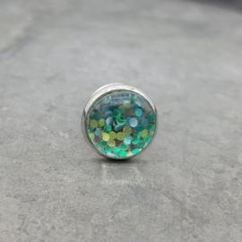 Confetti Turquoise