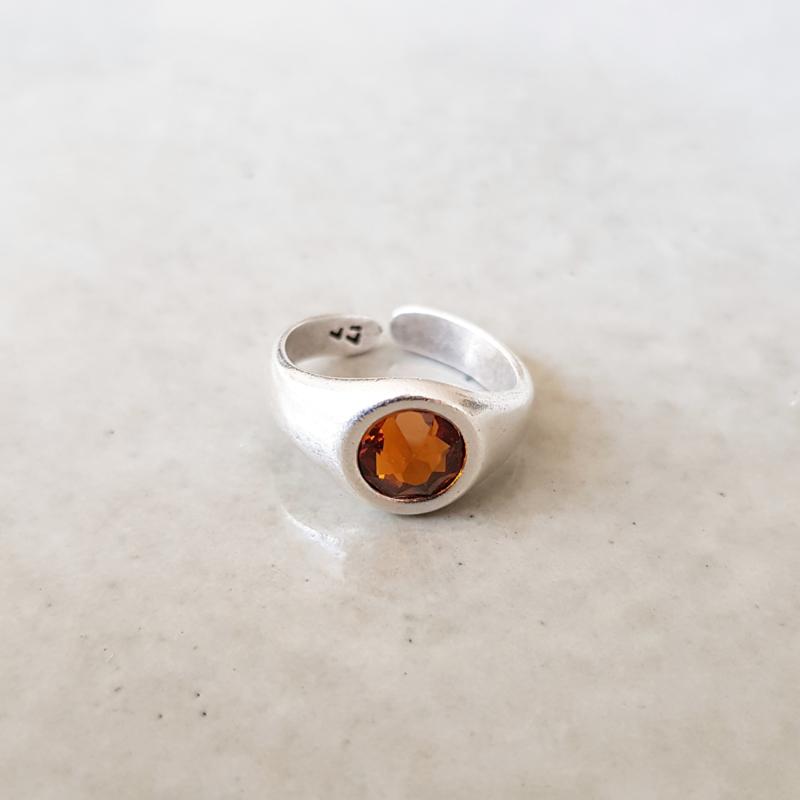 Ring Sparkle Topaz