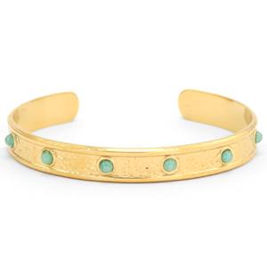 Amazoniet Gold-Turquoise (02)