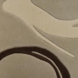 Vloerkleed karpet Brink & Campman Como Rings showmodel 208075, nml