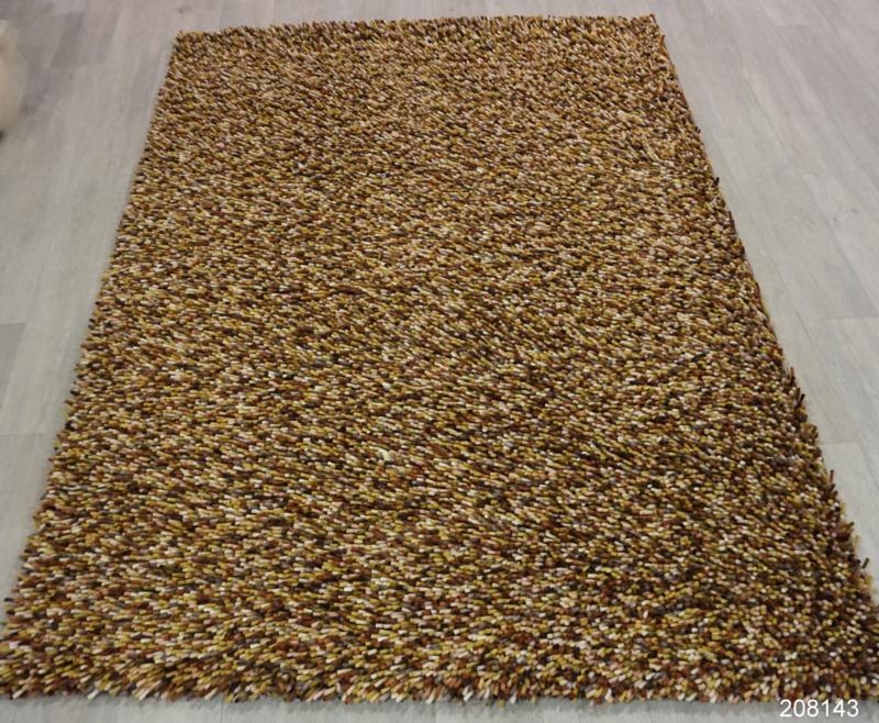 Vloerkleed karpet Brink & Campman Rocks showmodel 208143, nml