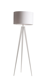 Tripod Floor Lamp White
