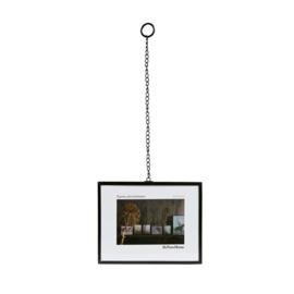 Fotolijst XPOSE met ketting 23x18 cm