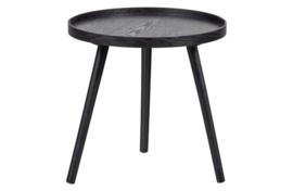 Bijzettafel Mesa M - zwart hout