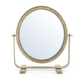 Spiegel Mirr - goudkleurig