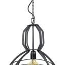 Hanglamp scandic vintage Black