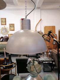 Hanglamp industrieel grijs Ø 51cm