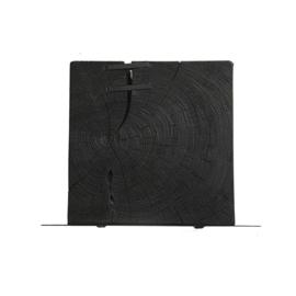 Plaque wandplankje 25x25x20 cm