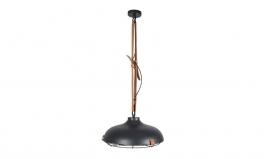 Hanglamp dek 51 zwart