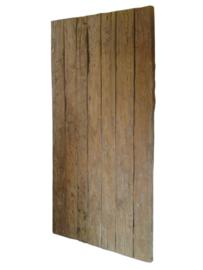 Teakblad Oude dingklik 200x100 cm