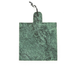 Snijplank CB2-groen marmer