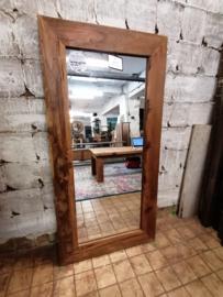 Spiegel Teak 120x60 cm