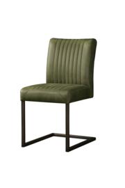 Eetkamer stoel Ferro groen