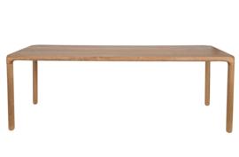Eettafel  Storm 220x90 cm, essenfineer naturel
