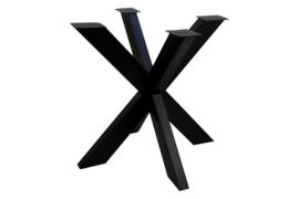 Onderstel - 3D-Model - matzwart - ijzer
