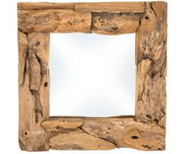 spiegel root 50x50cm