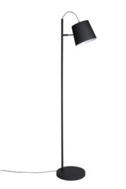 Floorlamp Buckle Head Black