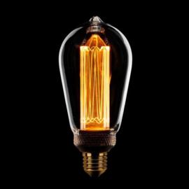Edison st64 E27  LED-1w2.5w5w helder